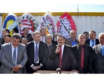 Seydişehir Canlı Hayvan Pazarı Açıldı