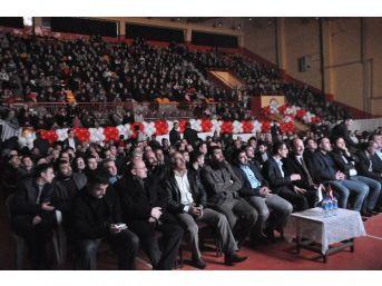 Seydişehir' De Muhabbet Geceleri İlgi Görüyor