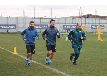 Torku Konyaspor'da İstanbul Başakşehir Maçı Hazırlıkları Başladı
