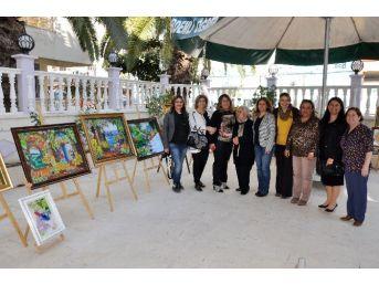 Erdemli'de Dünya Kadınlar Günü'ne Özel Sergi