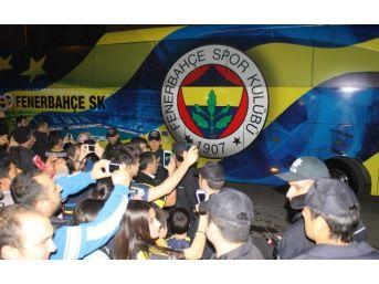 Fenerbahçe, Kupa Maçı İçin Mersin'de