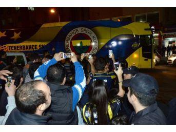 Fenerbahçe Mersin'e Geldi