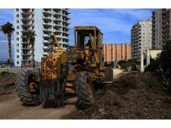 Mersin Büyükşehir Belediyesi Erdemli'yi Bakıma Aldı