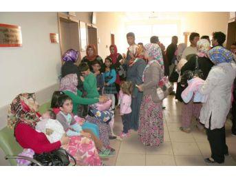 Mersin'de Çocuklar Arasında Hastalık Salgını