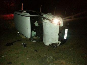 Niğde'de Trafik Kazası: 3 Yaralı