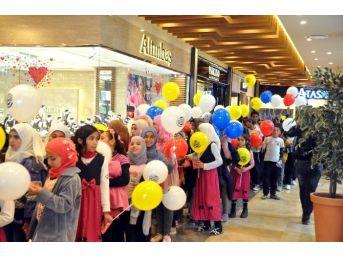 Başakşehir 150 Suriyeli Öğrenciyi Şanlıurfa'da Ağırladı
