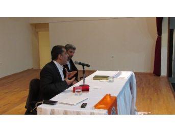 Siverek'te Çözüm Süreci Konferansı