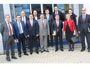 Devrek Tso Başkanı Banka Müdürleri