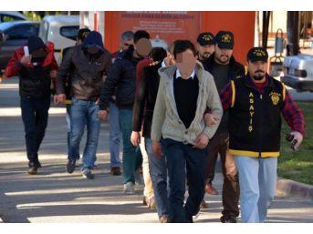 Adana'da Şubat Ayında 4 Bin Kişi Gözaltına Alındı