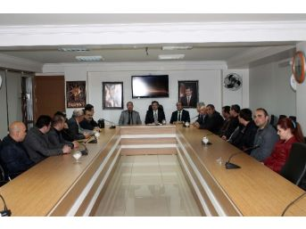 Ak Parti Afyonkarahisar İl Başkanı Yurdunuseven'e Hayırlı Olsun Ziyaretleri Devam Ediyor