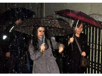 Aydın'ın Batısına Kuvvetli Yağış Uyarsı