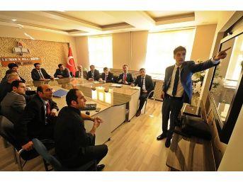 Milli Eğitim Yöneticilerine 'strateji Planlama' Semineri Verildi