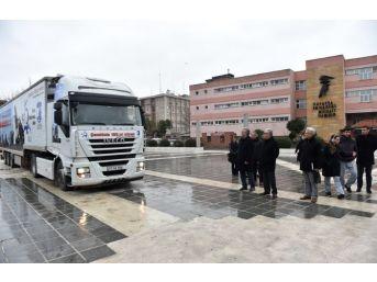 Çanakkale'nin Gezici Tırı Türkiye'yi Dolaşıyor