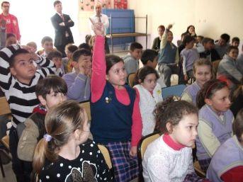 Erenköy'de Öğrencilere Deprem Eğitimi