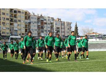 Denizlispor'da Tek Hedef Galibiyet