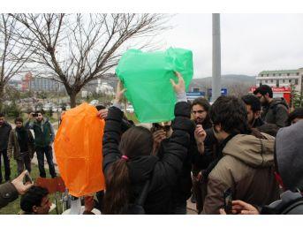 Kocaeli Üniversitesi'nde Berkin Elvan Yürüyüşü