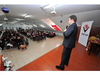 Neü-tübitak İş Birliği İle Okullarda Ders Verildi