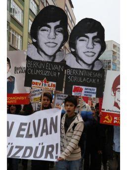Berkin Elvan, Samsun'da Anıldı