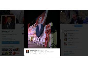 Adana'da Hdp'nin Nevruzunda Mhp'li Başkan Çiçeği Krizi (2)