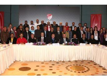 Fatih Terim, Kulüp Sorunlarını Futbol Federasyonu'na Taşıyacak