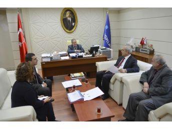 Antalya'da Tyçp Yüklenici Sözleşmesi İmzalandı