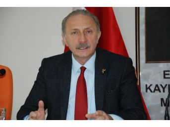 """Başkan Atabay """"görevden Alınmamla İlgili İddialar Asılsız"""""""