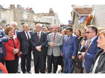 Chp Güre Ve Akçay Mahalle Temsilcilikleri Açıldı