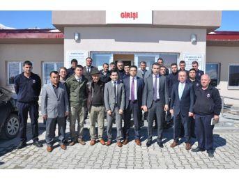 Başsavcı Ataman'dan Açık Cezaevine Ziyaret