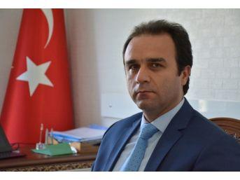 "Kaymakam Erkan'dan ""18 Mart"" Mesajı"