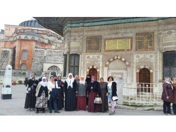 Tatvan Tso'dan Kadınlar İçin İstanbul Gezisi