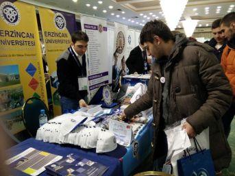 Erzincan Üniversitesi Üsküp Eğitim Fuarına Katıldı