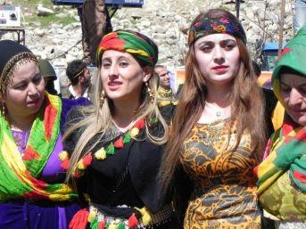 Çukurca'da Nevruz Coşkusu