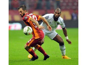 Galatasaray'da Hedef Mutlak 3 Puan