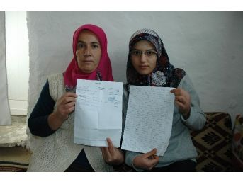 Tecavüz Mağduru Genç Kızdan Hakime Mektup