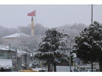 Kırşehir Nevruz'a Karla Başladı