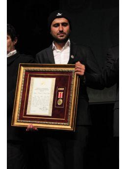 Kocaeli'nde 2 Gaziye Övünç Madalyası