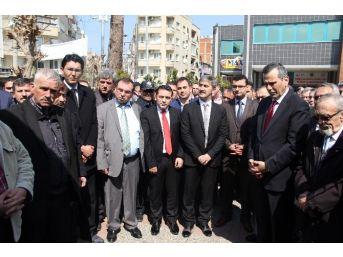 Eryılmaz Turgutlu'da Şehitleri Anma Programına Katıldı