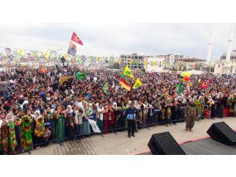 Nusaybin'de Nevruz Kutlamaları