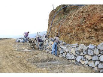 Sapanca Belediyesi Çalışmalara Hız Verdi