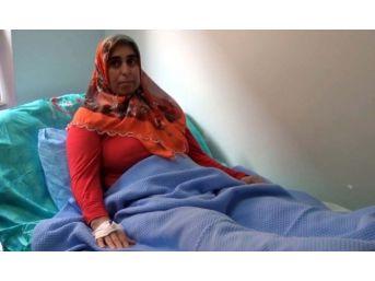 Ayaklarının Kesilmesi Gerektiği Söylenen Kadın 3 Ameliyatla Sağlığına Kavuştu
