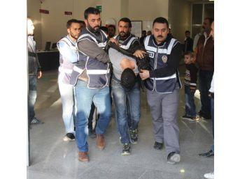 Kahramanmaraş'Ta Hırsızlık Yapan 4 Şüpheli Şanlıurfa'Da Yakalandı