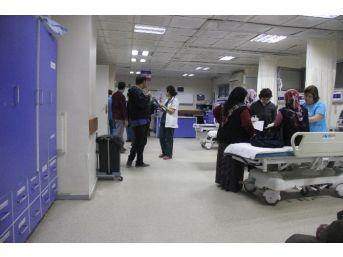 Sinop'ta Mevlit Yemeği 30 Kişiyi Hastanelik Etti