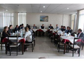 Silopi Emniyet Müdürlüğü'nden Huzur Toplantısı