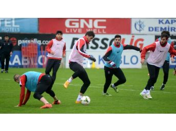 Trabzonspor'da Görüşme Günü