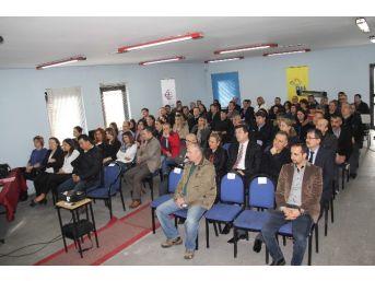 Ptt Çalışanları Zonguldak Emniyeti Tarafından Bilgilendirildi