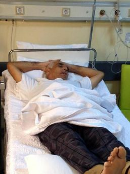 Beyin Kanaması Sonucu Ölen Kanser Hastasının Yataktan Düşürüldüğü Öne Sürüldü