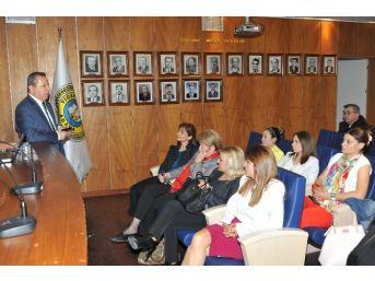 Tobb Kgk İle Rotary İşbirliğinde İş Güvenliği Eğitimi