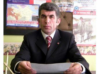 Türk Sağlık-sen, İktidar Ve Memur-sen'e Eleştiri