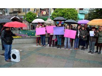 Nevin Yıldırım'a Ömür Boyu Hapis Cezasına Protesto