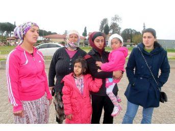 Çocuk Gelinler Eşlerinin Tahliyesini İstiyor